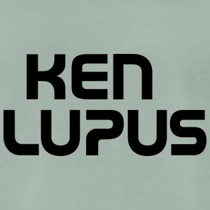 know lupus - Men's Premium T-Shirt