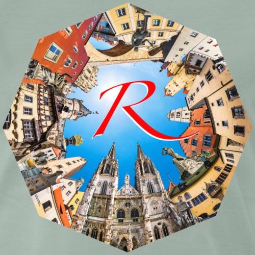 R wie Regensburg - Männer Premium T-Shirt