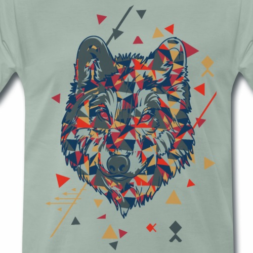 Bad Wolf - Men's Premium T-Shirt