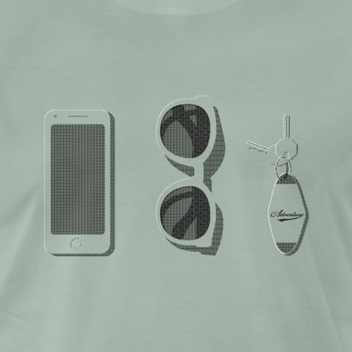 ADVENTURE 2.0 Tee Shirt - T-shirt Premium Homme