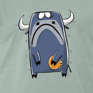Angepisste Kuh - Männer Premium T-Shirt