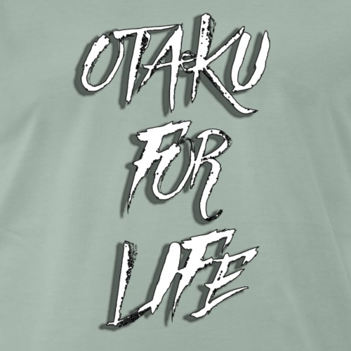 Otaku For Life - T-shirt Premium Homme