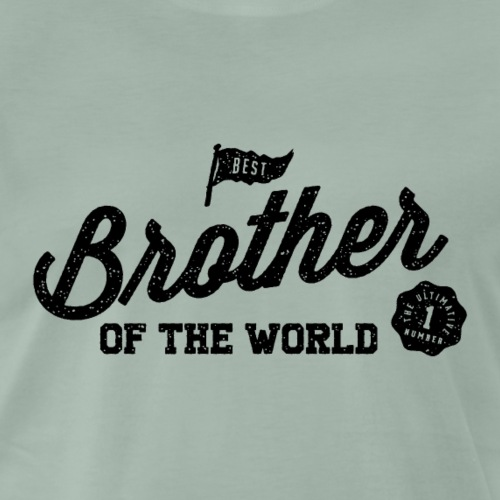 bestbrother - Männer Premium T-Shirt
