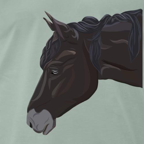 Welsh Pony - Männer Premium T-Shirt