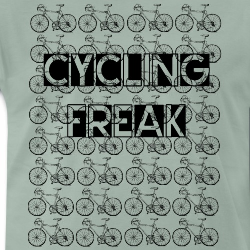Cycling Freak - Männer Premium T-Shirt