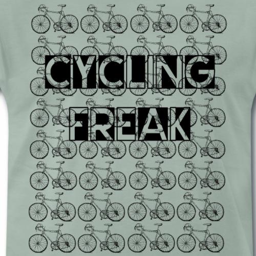 Cycling Freak - Männer Premium T-Shirt