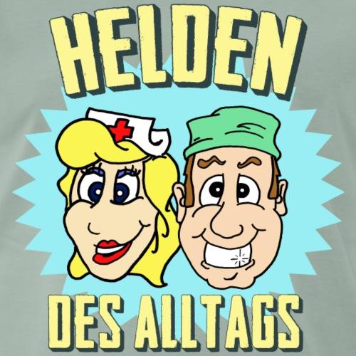 Helden des Alltags - Männer Premium T-Shirt