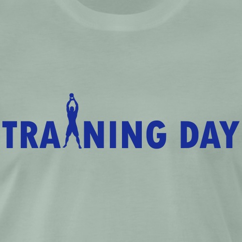 Training Day , - Männer Premium T-Shirt