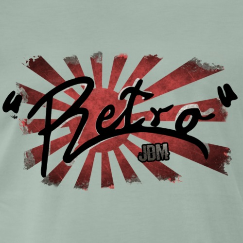 Retro JDM - Männer Premium T-Shirt