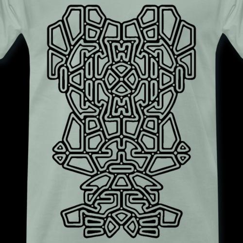 RF279BBLACK - Men's Premium T-Shirt