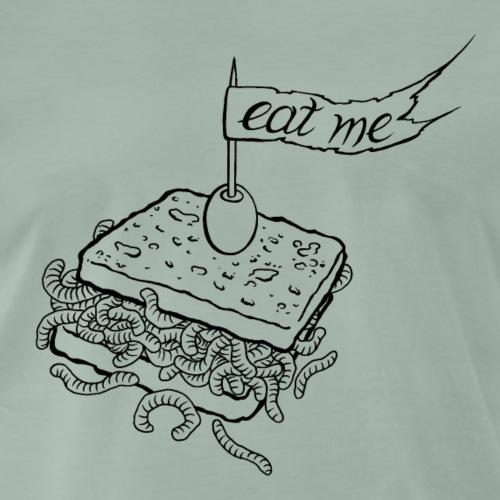 eat me taste of ink tattoo designs - Männer Premium T-Shirt