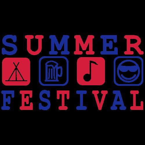 Festival d'été - T-shirt Premium Homme