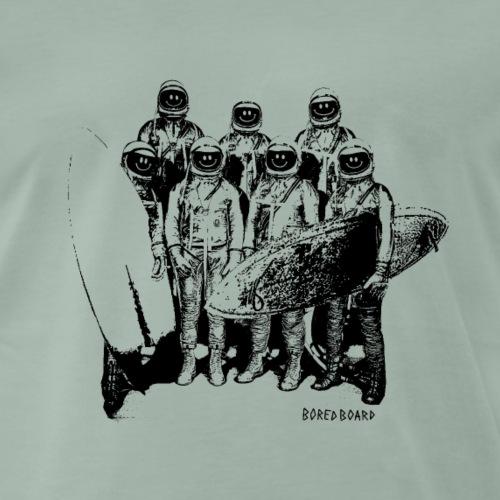 Astro Smile - Männer Premium T-Shirt