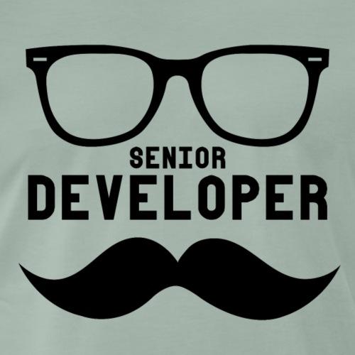 Senior Developer - Maglietta Premium da uomo