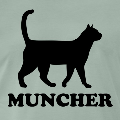 The Muncher (BLK) - Men's Premium T-Shirt