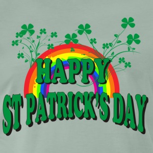 Glad St Patricks Day - Premium T-skjorte for menn