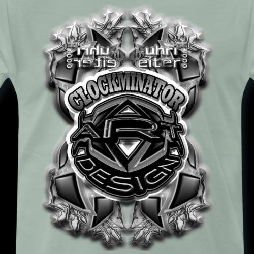 12 - Männer Premium T-Shirt