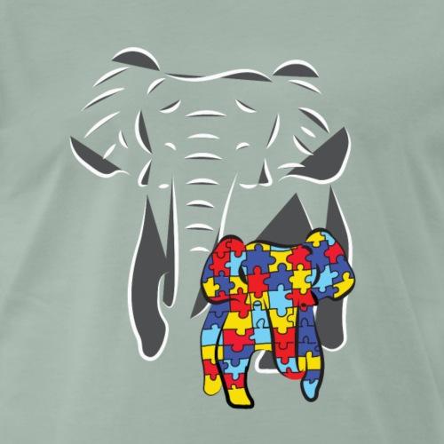 Autismus Elefant: Weltautismustag 02 April 2018