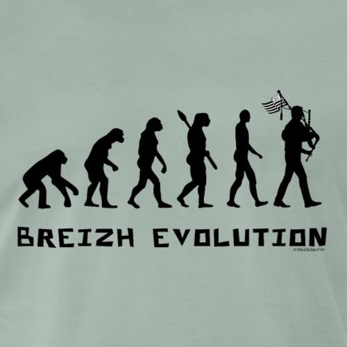 Breizh évolution - T-shirt Premium Homme