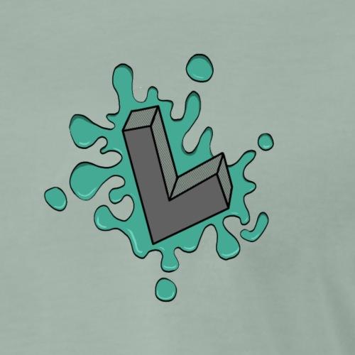 Éclaboussure - T-shirt Premium Homme