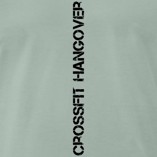 Hangover Logo Lang - Männer Premium T-Shirt