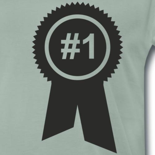 1 - Camiseta premium hombre