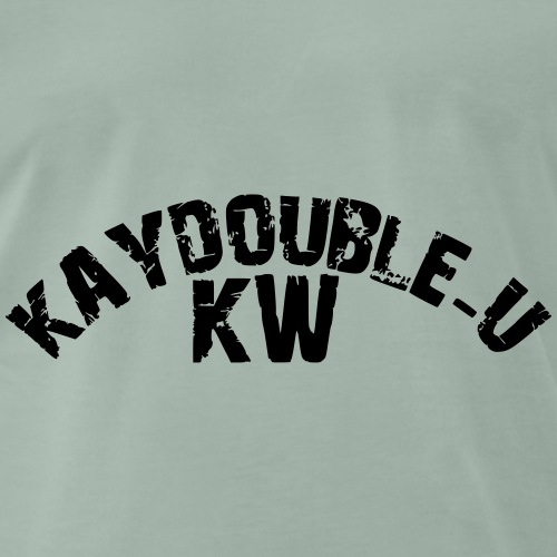 KAYDOUBLE U KW - Männer Premium T-Shirt