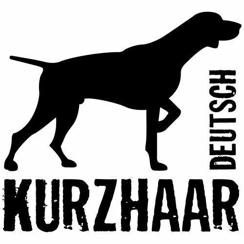 Deutsch Kurzhaar solo Vario 2 - Männer Premium T-Shirt