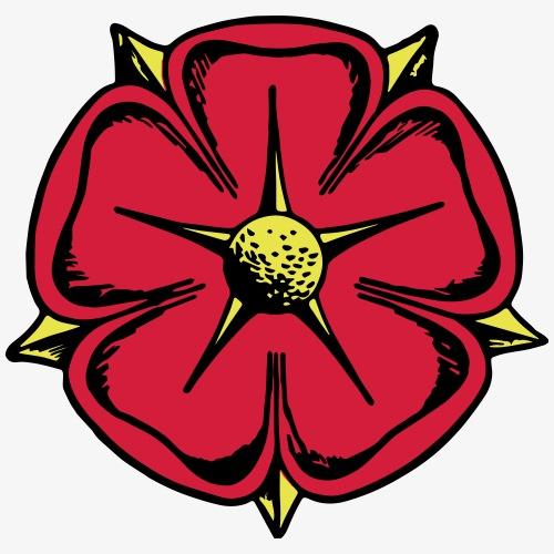 Lippische Rose - Männer Premium T-Shirt