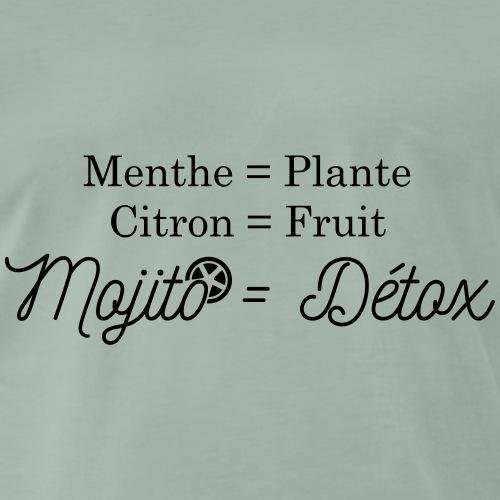 Mojito détox - T-shirt Premium Homme