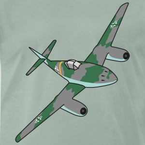 Me262 Fighter Jet - T-shirt Premium Homme