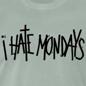 Lundi, je déteste lundi