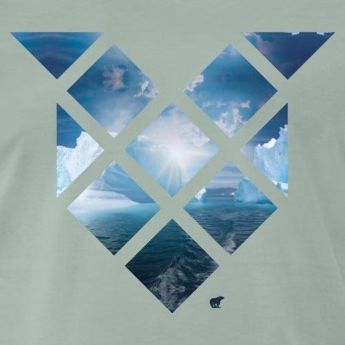 North - T-shirt Premium Homme