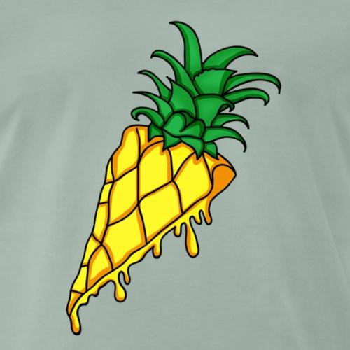 Pizzananas - Mannen Premium T-shirt