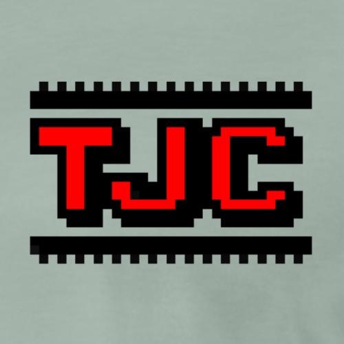 TJC-Logo (Schlicht) - Männer Premium T-Shirt