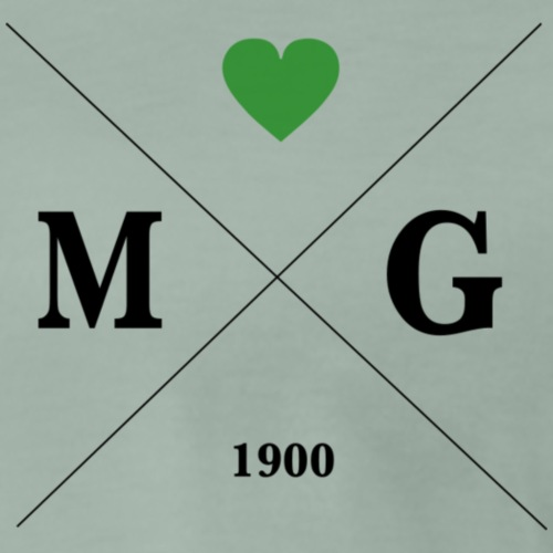 Love MG - Männer Premium T-Shirt