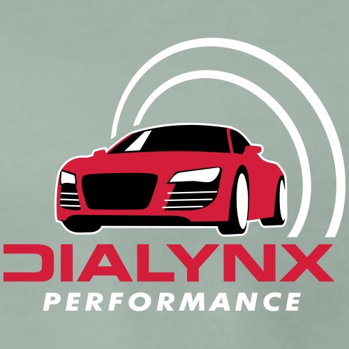 Dialynx Logo - Men's Premium T-Shirt