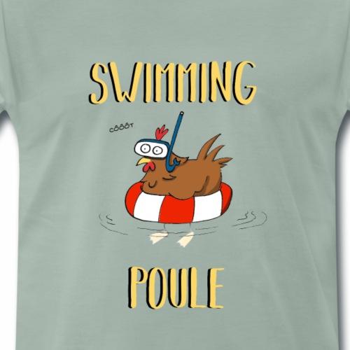 MRTRAB POULE - T-shirt Premium Homme