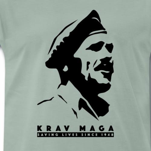 Krav Maga Imi Lichtenfeld - N - Männer Premium T-Shirt