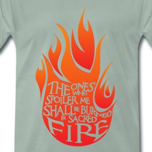 Sacred Fire Red Version - T-shirt Premium Homme