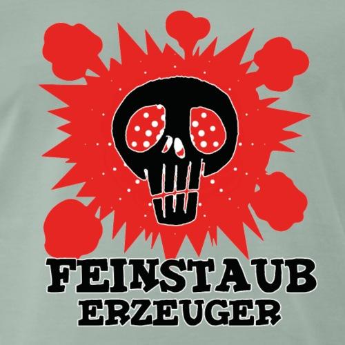 Feinstaub Erzeuger - Männer Premium T-Shirt