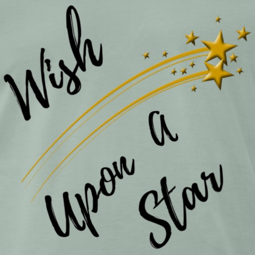 Wish Upon A Star - Men's Premium T-Shirt