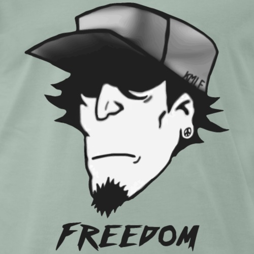 Freedom fighters - T-shirt Premium Homme