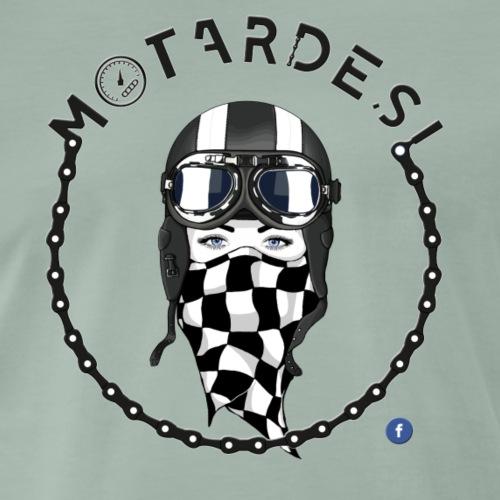 Logo Motardes - T-shirt Premium Homme