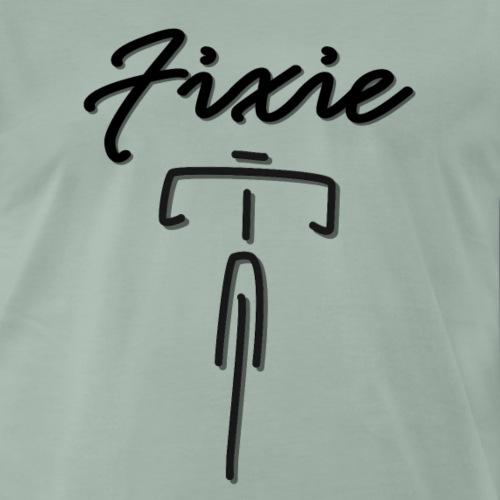Fixie - Radsport - Rennrad Shirt - Männer Premium T-Shirt