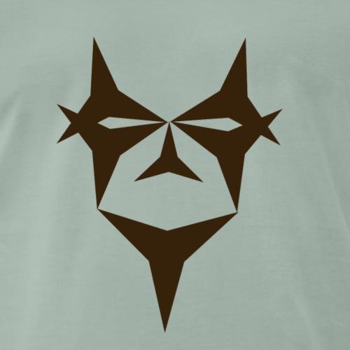 Abstraktes Gesicht, Abstract face. - Männer Premium T-Shirt