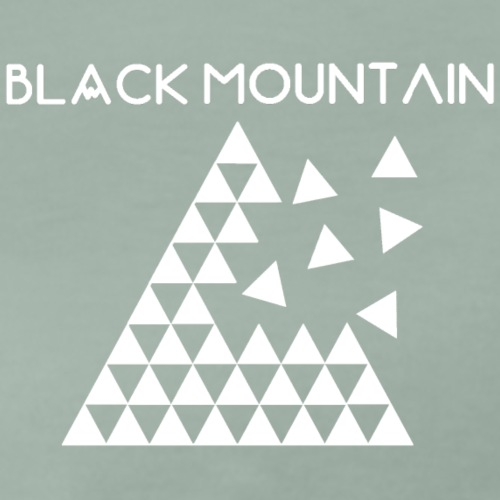 Black Mountain - T-shirt Premium Homme