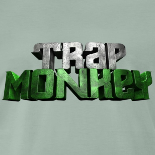 Trap Monkey 2 - T-shirt Premium Homme