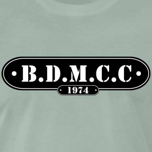 BDMCC Bar Badge - Men's Premium T-Shirt