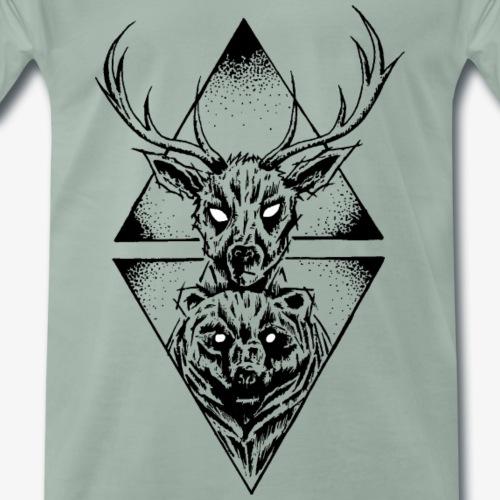 wildspirit - T-shirt Premium Homme